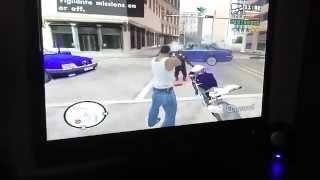 GTA: San Andreas Part 1 Adamı Kurtarma