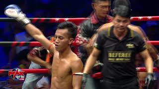 [ LAOS VS THAILAND ] ลูกคูณ ต.แหวนวงศ์(WIN) VS CHAIKLANG SOR.SOMBAT  l MAX MUAY THAI 2019