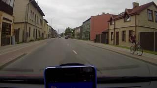 видео Поездка в Лиепаю.  Город и его Достопримечательности