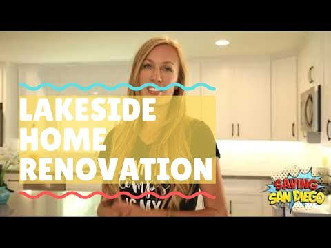 Beautiful Lakeside San Diego Home Renovation // Best House Flippers in San Diego