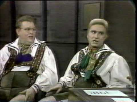 John Candy & Eugene Levy SCTV @ David Letterman, Part 2 of 2