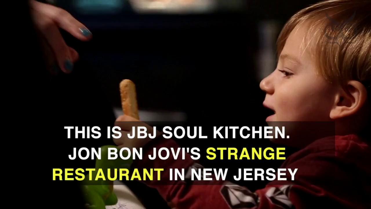 Jon Bon Jovi Restaurant In New Jersey