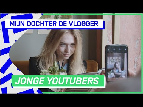 Mijn Dochter De Vlogger | 3LAB DOCU