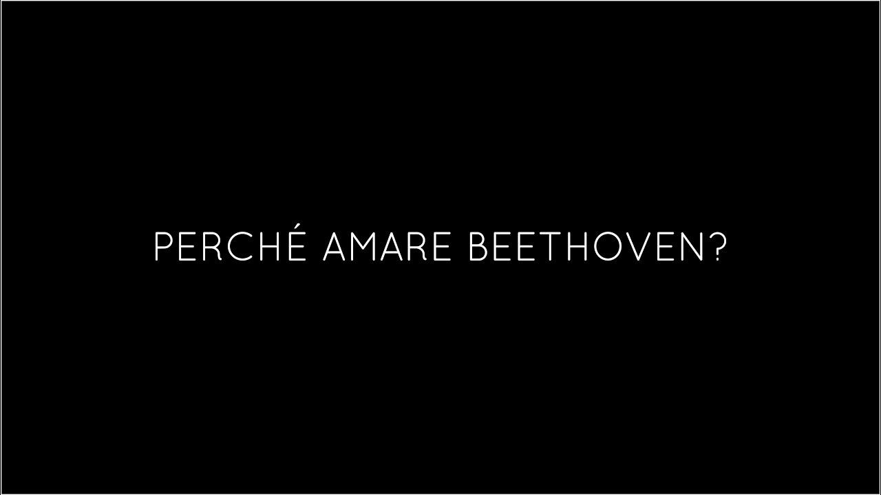 Perchè amare Beethoven? || Concordanze feat. Stefano Pilia || Lezione concerto e prima assoluta