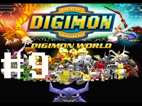 Let's Play Digimon World! Part 9!