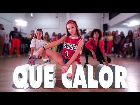 QUE CALOR - Major Lazer (feat. J Balvin \u0026 El Alfa) | Street Dance | Choreography Sabrina Lonis