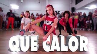 QUE CALOR - Major Lazer (feat. J Balvin & El Alfa)   Street Dance   Choreography Sabrina Lonis