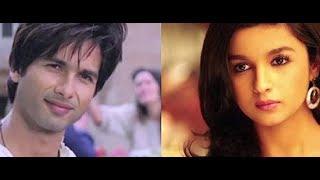 Shaandaar | Alia Bhatt Kissing Shahid Kapoor In Shandaar Movie - Lip Lock Scene In The Movie