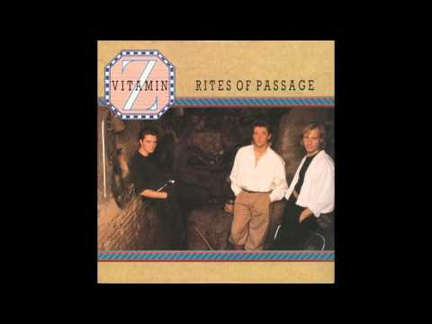 Vitamin Z - ‎Rites Of Passage [1985 full album]