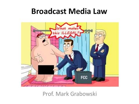 Broadcast Law