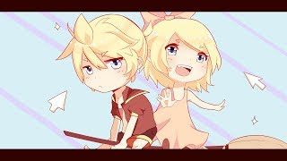 Kagamine Rin / Len - Electric Angel 【VNane Remix】