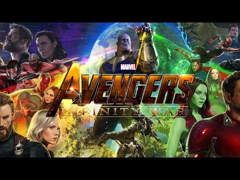The Avengers Infinity War Trailer || New  Hollywood Movie
