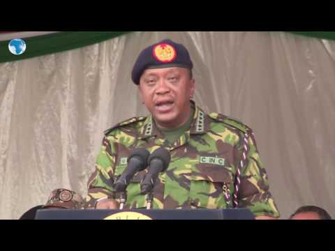 Kenya, Jordan conduct joint military exercise