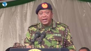 Kenya, Jordan conduct joint military exercise