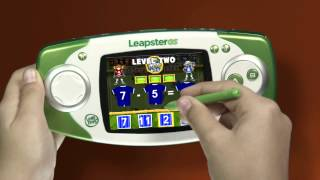 Introducing the LeapsterGS by LeapFrog - ToyXplosion.com