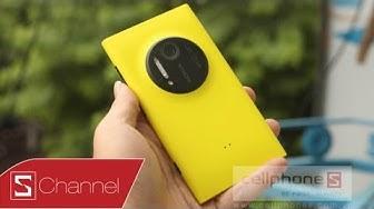 Schannel - Đánh giá chi tiết camera, thiết kế... Lumia 1020 - CellphoneS