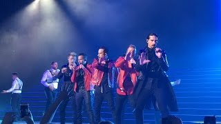 Backstreet Boys Get another boyfriend/ More than that Las Vegas 3/3/2017  | Betzy Del Cid