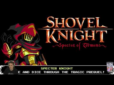 Shovel Knight's New DLC - Specter Knight