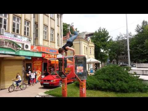 Как се ходи по центъра на Плевен в стил БАР  [7-ми епизод]