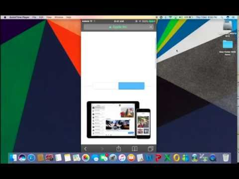 Apple beta program profile report