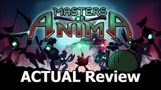 Masters of Anima ACTUAL Game Review