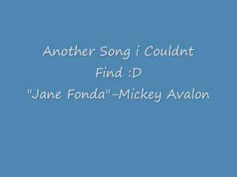 Jane Fonda- Mickey Avalon