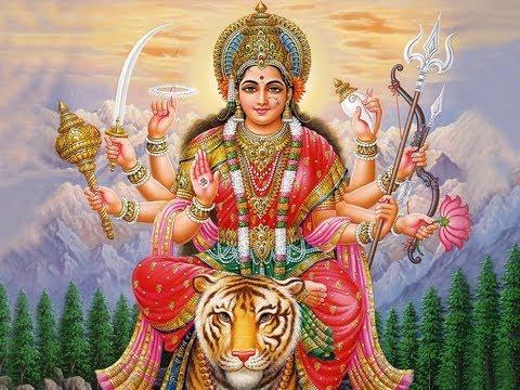 Durga Defeats Sumbha and Nisumbha - YouTube