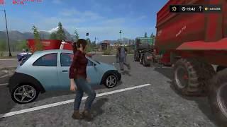 farming simulator 17 N.64 RIPRENDIAMOCI I RIMORCHI by fmarco95