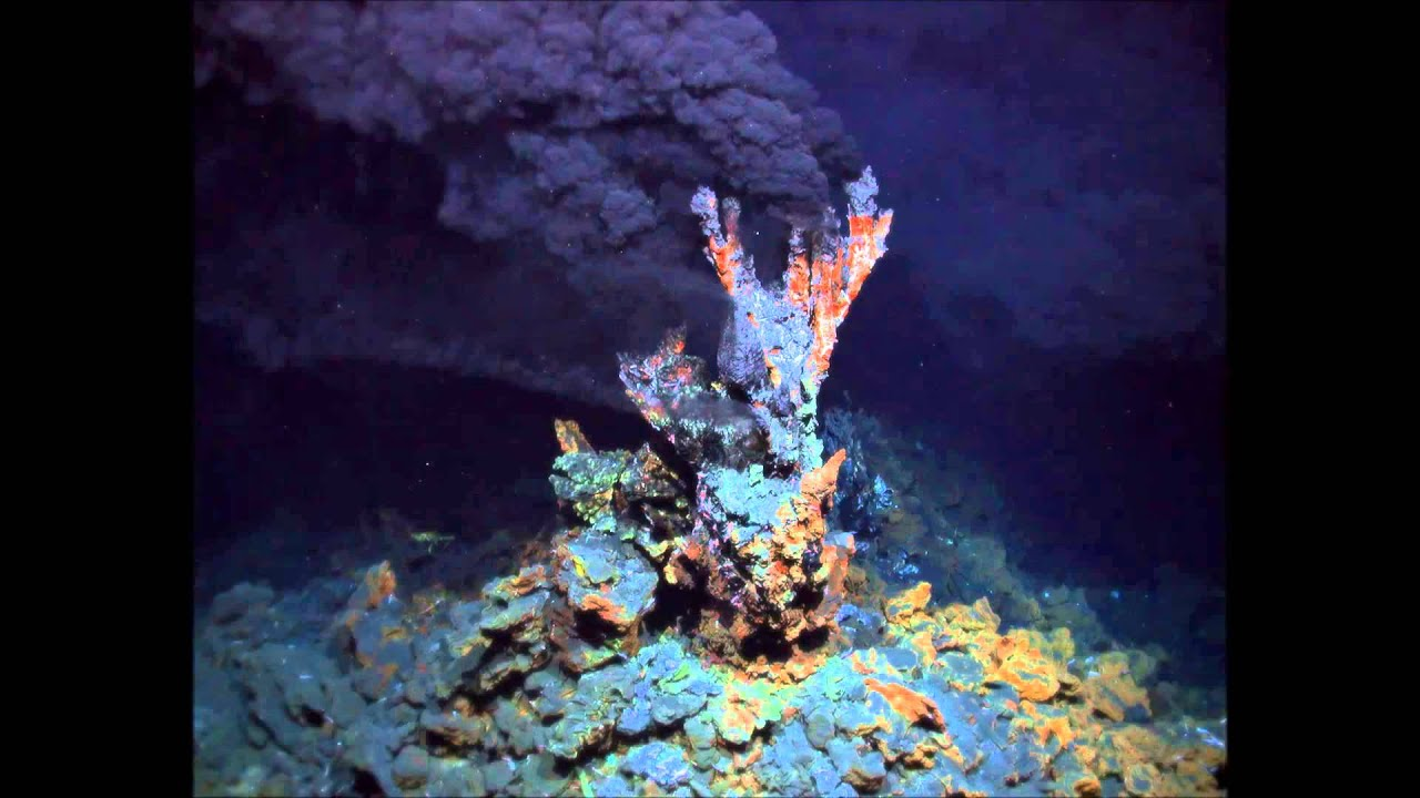 Hydrothermal Vents Sound Youtube