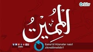Esma'ül Hüsna'lar nasıl zikredilmelidir? #esmaülhüsna #zikir #nasılzikiryapılır #allahın99adı