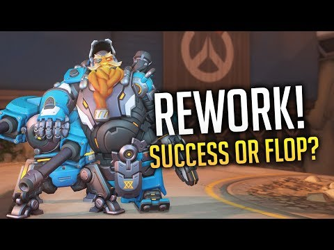 OVERWATCH - Will The Torbjorn Rework Be Successful Or Not?