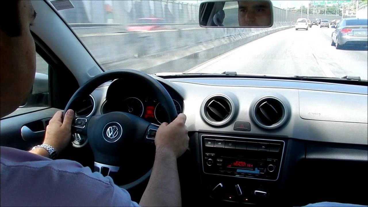 #23 Test Drive VW Voyage 1.6 Comfortline Manual 2103 Full ...