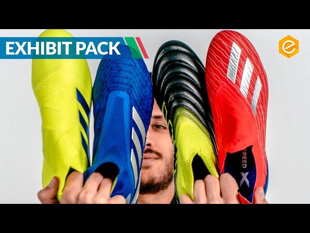 Nuovi colori ADIDAS con EXHIBIT PACK! YouTube