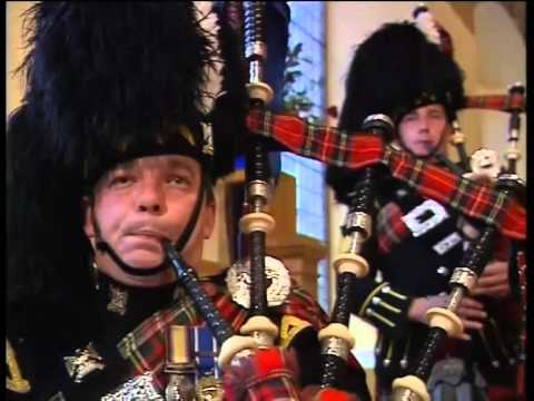 The Royal Scots Dragoon ► Amazing Grace • [Highland Cathedral]