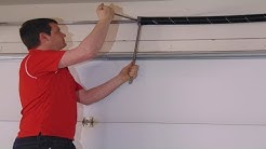 Garage Door Torsion Spring Replacement: How to by [Professional Tech]
