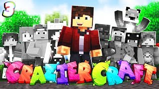 Minecraft: CrazierCraft Ep 3! - The Tree of Destiny..