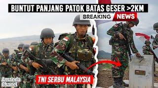 Download Lagu Pasca Patok Geser 🔥 Ribuan Pasukan Khusus TNI Merapat Batas RI-Malaysia? ¬ Berita Trending ✔ mp3