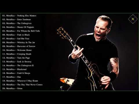 Metallica Greatest Hits Full Album 2018 - Best Of Metallica - Metallica Full Playlist.mp3