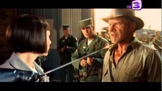 Трейлер: Индиана Джонс против Ангелов Чарли