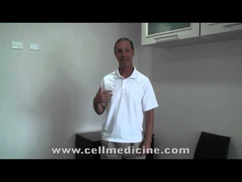 Stem Cell Treatments for Multiple Sclerosis at the Stem Cell Institute, Panama - Sam Harrell