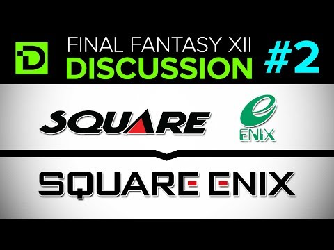 Did The Square-Enix Merger Affect FF12's Development? - Final Fantasy XII Discussion (Part 2)