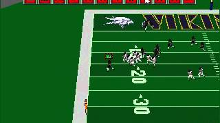 James Jett 104 Yard Punt Return TD Raiders Sierra Front Page Sports Football Pro 95