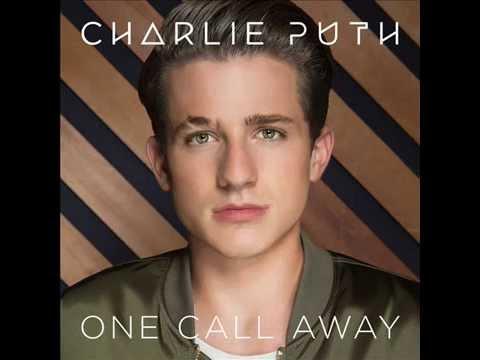 Charlie Puth - One Call Away feat Tyga (Remix) Lyrics