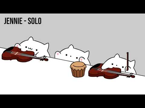 "Download Mp3 Bongo Cat - JENNIE ""SOLO"" (K-POP) - ZingLagu.Com"