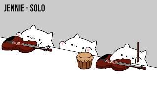 Bongo Cat - JENNIE &quotSOLO&quot (K-POP)