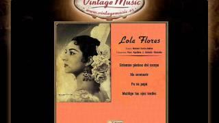 Lola Flores -- Grítenme Piedras Del Campo (Sueños De Oro) (Ranchera) (VintageMusic.es)