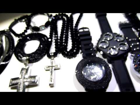 (SOLD)$285 12 piece WHOLESALE DEAL! Hip-Hop/Cross/Chain/Watch/Bracelets! *FREE S/H LAB MADE JEWELRY