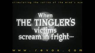 THE TINGLER (1959) Trailer for this Vincent Price classic with intro by director William Castle
