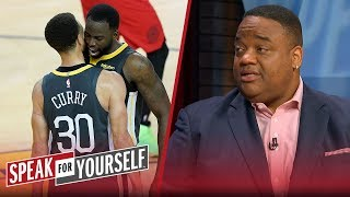 Draymond has been more impressive than Steph Curry vs Blazers - Whitlock | NBA | SPEAK FOR YOURSELF