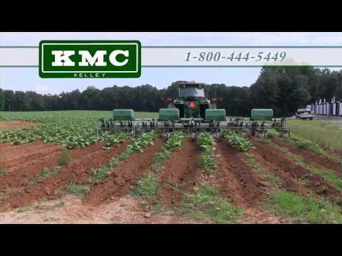 KMC Speed Wheel Cultivator